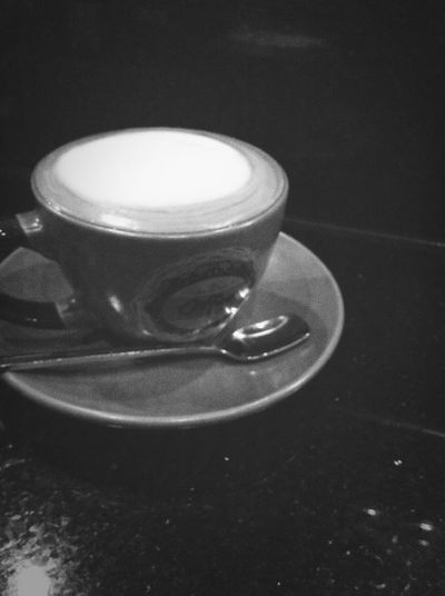 A cup of coffee for tonight