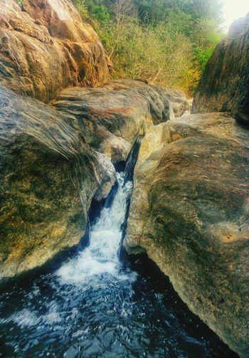 River beginning