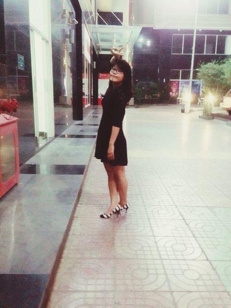 Dress Black Say Glass Vuvuzela Missyou