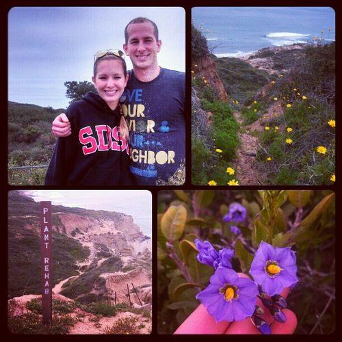 Fun trip to plant rehab with my favorite VanPelt siblings :) Torreypines Lotsaflowers Happyday