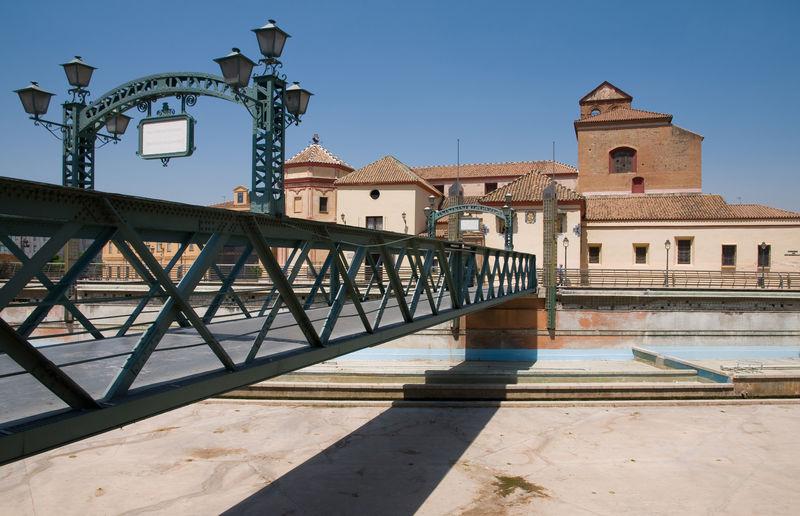 Bridge Puente De Santo Domingo