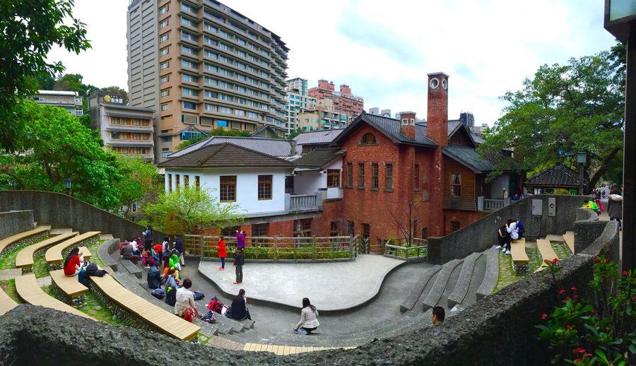 Traveling Taiwan Taipei Xinbeitou The Beitou Hot Spring Museum IPhoneography
