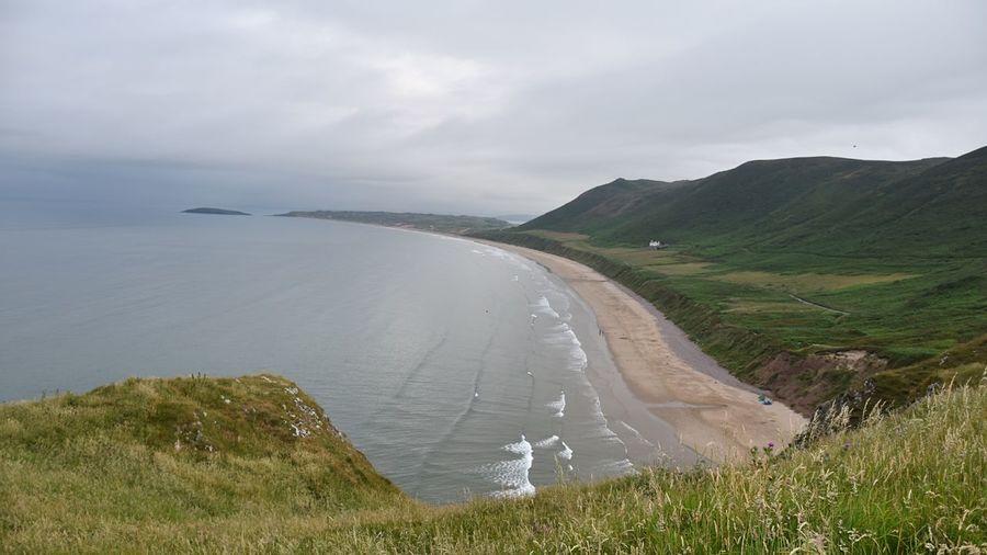 Taking Photos Seaside Beach Landscape Nikon D5500