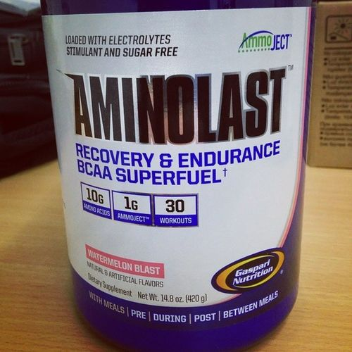 This stuff is amazing! Mixes great and tastes brilliant. Packed full of goodies as well. ?????? Gaspari Nutrition Aminolast Bcaa gym recovery endurance superfuel workout aminos aminoacids train supplement neverquit