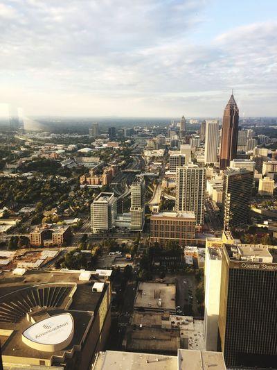 Atlanta Citi. Georgia. First Eyeem Photo Building Exterior Building City City Life Atlanta For Sale