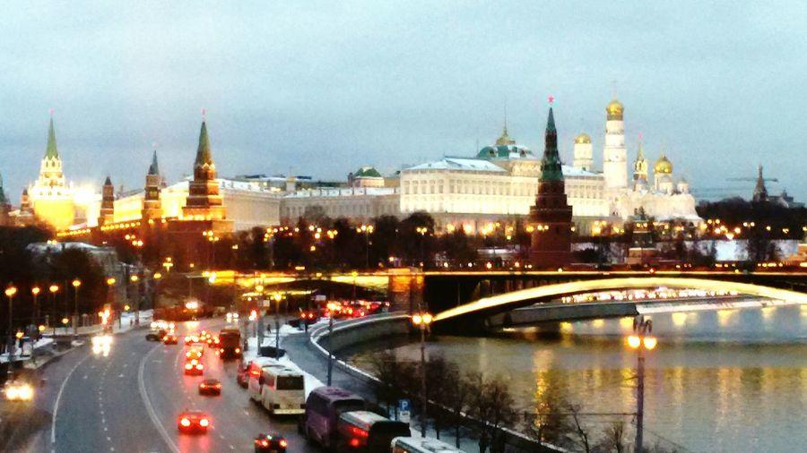 Россия, Кремль.