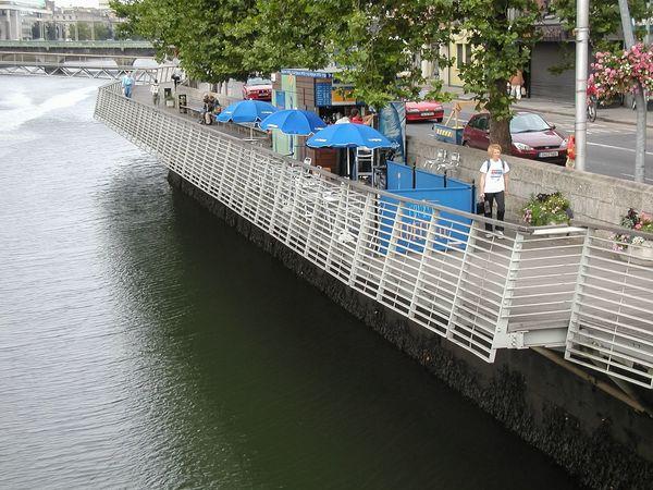Dublin, Ireland Dublin Dublin, Ireland Europe Ireland Irish Liffey Outdoors River Temple Bar