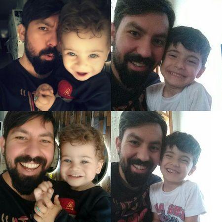 Kolaj Colage çocuk Child adam man iyigeceler türkiye çocukların beni sevdiği doğrudur :)