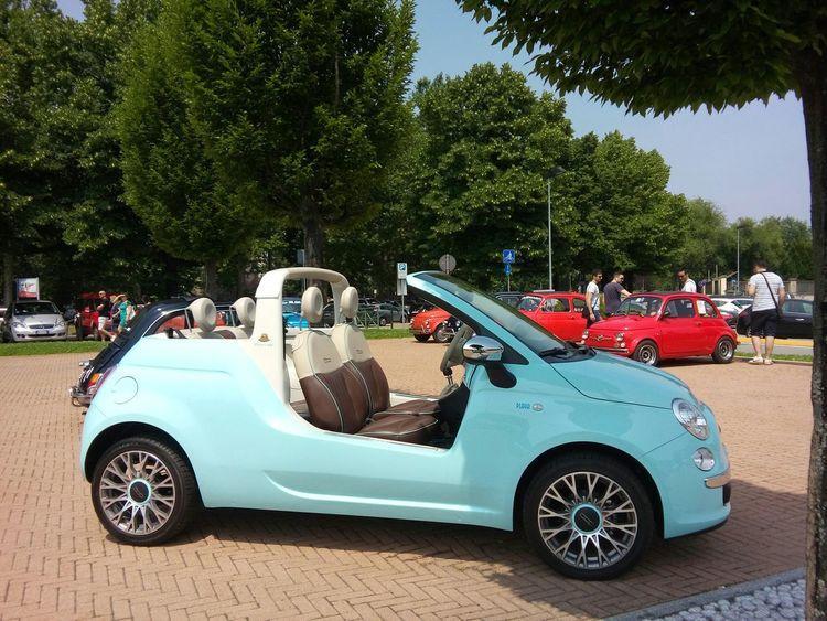Fiat500 Cinquecento Fiat500cabrio Cabrio