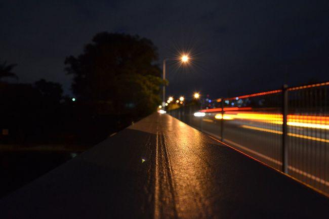 Illuminated Night Transportation Road Mode Of Transport Street Light Speed Long Exposure Land Vehicle Car No People The Way Forward Sky Motion Outdoors City