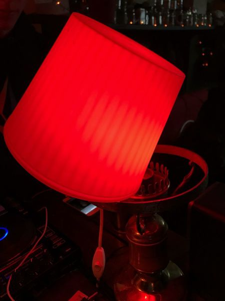 Red Indoors  No People Table Seat Close-up Business Absence Night Illuminated Lighting Equipment