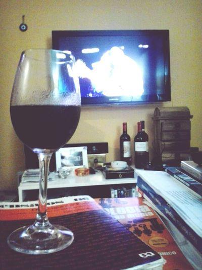 Vinhozinho Nesse Frio Wine Glass Good Night ♡♡ Cold Winter ❄⛄ U2