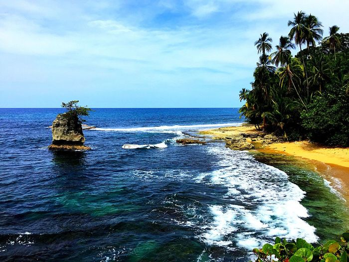 Costa Rica Manzanillo Beach Paradise Island Ocean Photography Nature