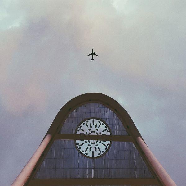 Low Angle View Flying Airplane Sky Dusk Air Vehicle Photooftheday No People EyeEm Best Shots EyeEm Gallery EyeEmNewHere The Week On EyeEm Vscocam (null)VSCO EyeemPhilippines Go Higher