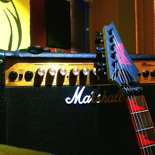 Beautiful Guitars Amps Tone