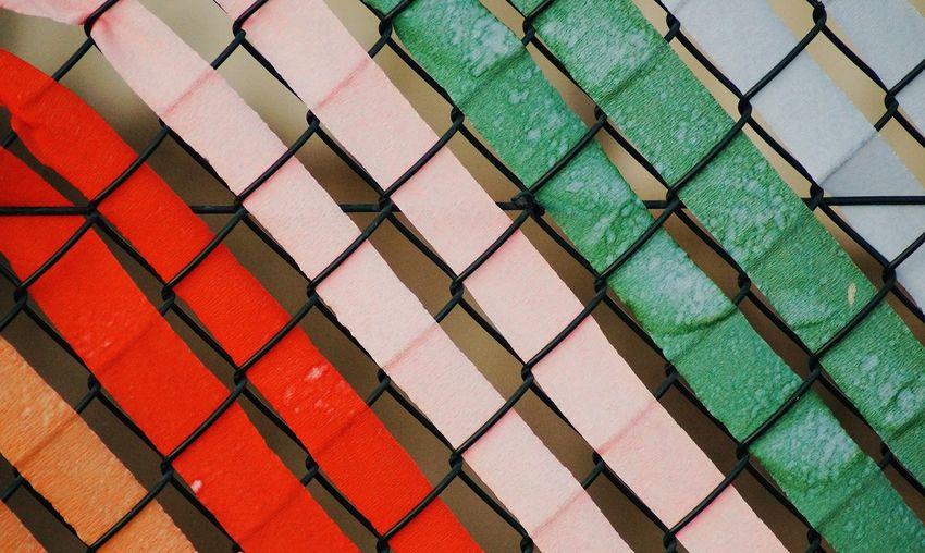 Full frame shot of a fence