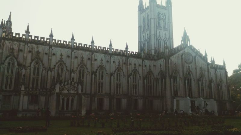 #Church_In_India_City_Kolkata History Business Finance And Industry Travel Destinations Spirituality first eyeem photo