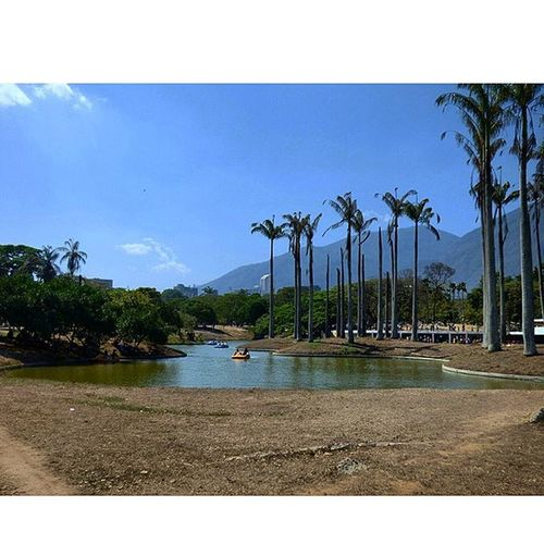 Caracas Venezuela ParqueDelEste