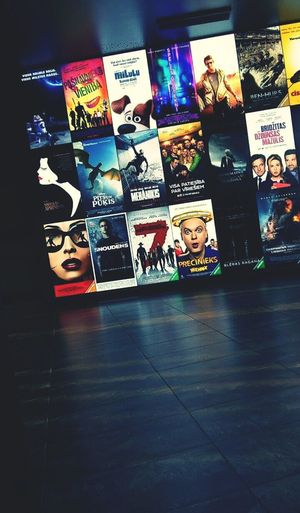Movie time Variation Collection Large Group Of Objects Multi Colored Abundance Choice In A Row Man Made Object Retail  Arrangement Stationary In Front Of Full Frame No People Forumcinemas Cinema Movie Time