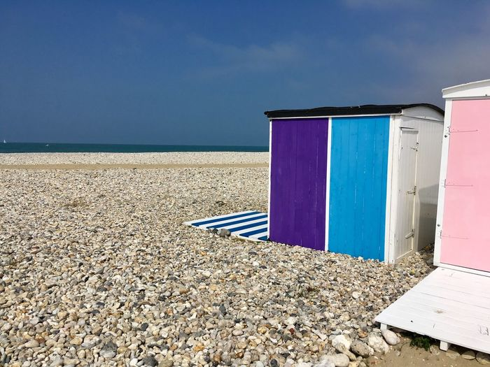 Blue Sky Beach