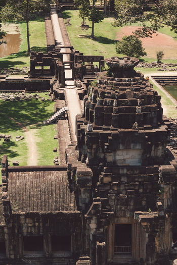 Siem Reap Cambodia Angkor Architecture Built Structure Tree History The Past Building Exterior Ancient Day Plant Old Ruin No People Nature Ancient Civilization Place Of Worship Travel Destinations Old Travel Religion Outdoors Tourism Ruined Archaeology
