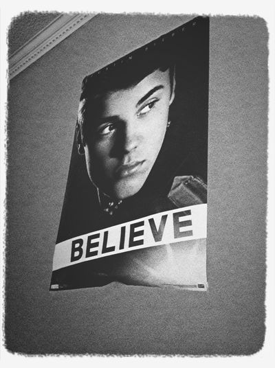 My inspiration every morning #believe