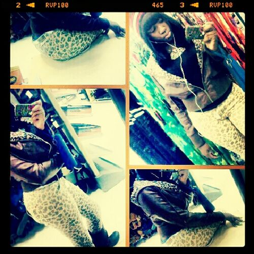 Shopping & Taking Pictures