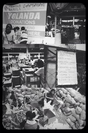 Repacking. Calamity Yolanda YolandaPh Haiyan #unity #Philippines