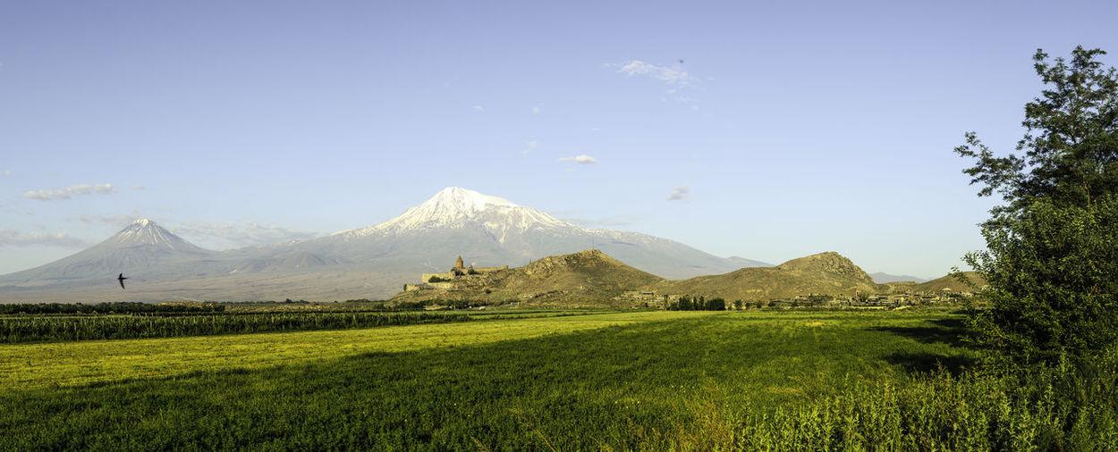 Monastery Khor