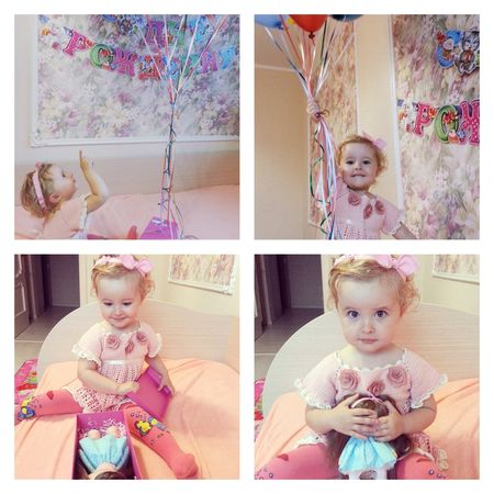 13 Oct was birthday of my daughter. Julia turned 2 years old. She is the biggest love of my life. My Baby My Princess My Happiness My Love My Tenderness Birthday Party 2yo
