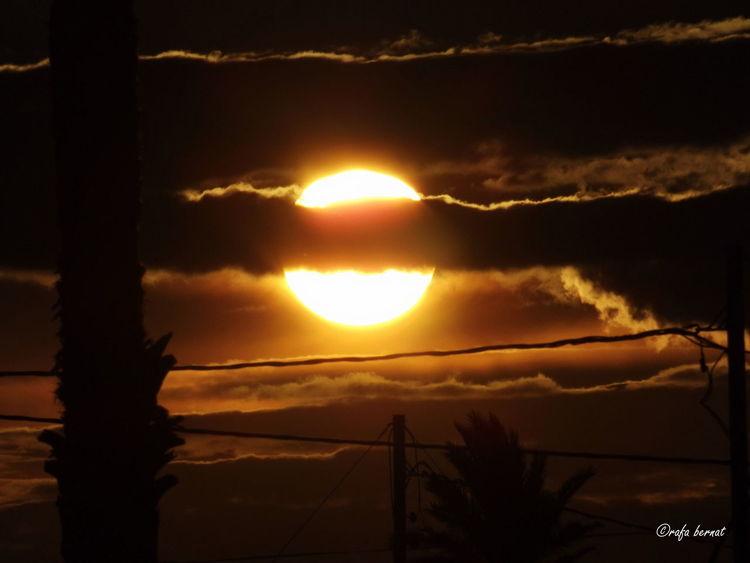 Sunset in Muchavista, El Campello, Spain EyeEm Nature Lover EyeEm Best Shots Landscape My Best Photo 2014