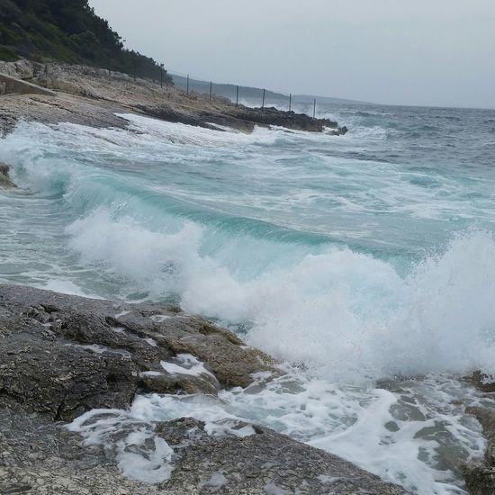 Croatia Seaside Beach Sea Seaside Landscape Taking Photos Enjoying Life Eye Em Nature Lover Mali Lošinj