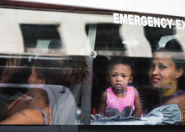 Be curious Adult Baby Child Childhood Day Family Headshot Mode Of Transport Outdoors People Streetphotography Togetherness Window The Street Photographer - 2017 EyeEm Awards