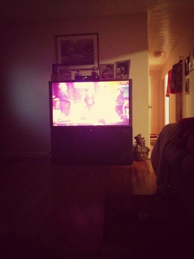 Watching Jerry Springer XD