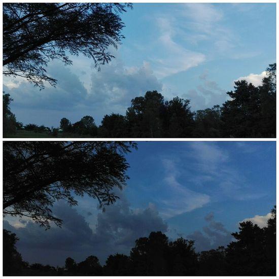 Bello azul Walker Self Perspective Parque Metropolitano Bello Azul Blue Sky