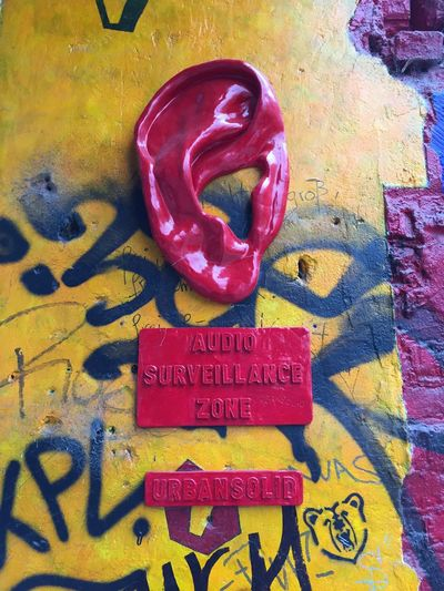 Urbansolid Berlin Streetart Mitte Photo by Sputnika