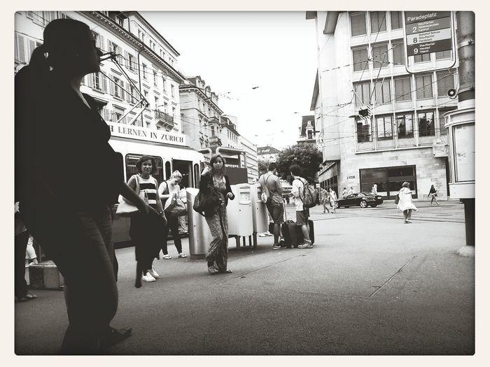 The Street Photographer - 2014 EyeEm Awards Streetphoto_bw Black And White