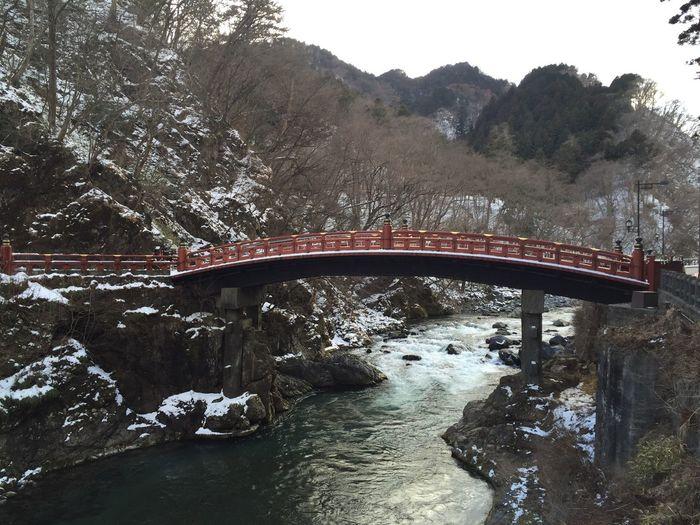 Nature River Bridge 神橋 日光市