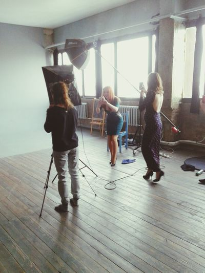 Photo Girls Backstage Insp