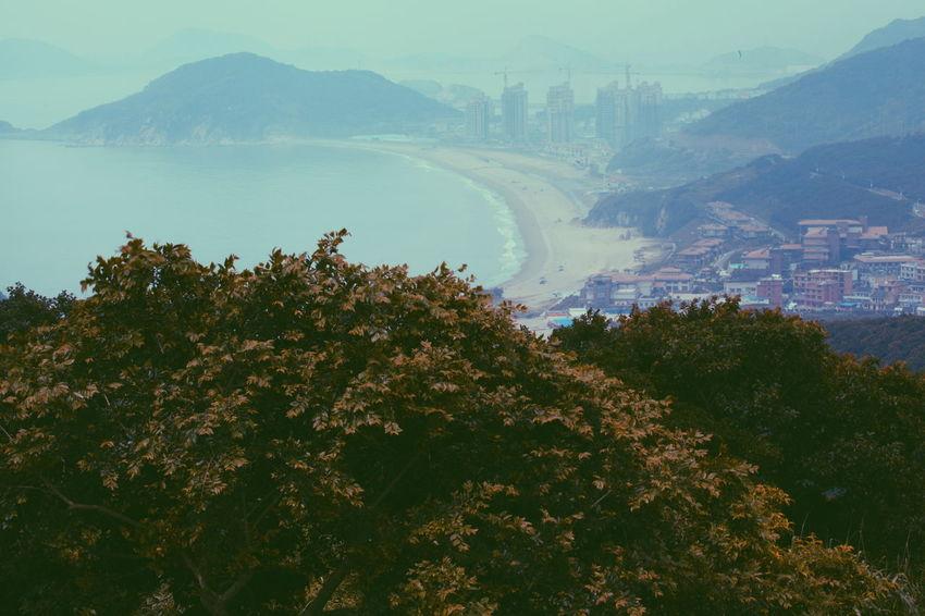 Sea And Sky Seaside City Life Hello World Living Rainy Days Shengsi Rainy Day VSCO My City
