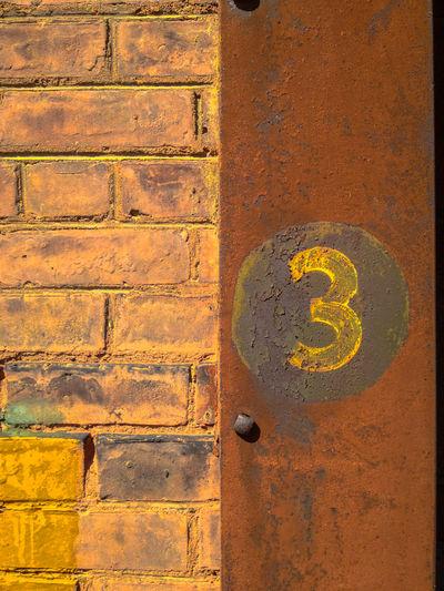 Brick Close-up