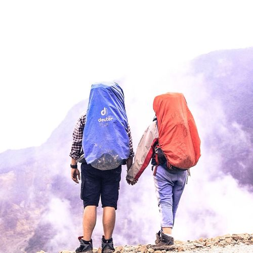 Two Is Better Than One Nature Hiking Love Togetherness Couple Enjoying Life Human Representation Traveling Quality Time People Together Colour Of Life
