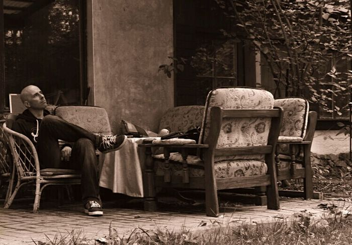 💜 Relaxing Time Monochrome Black And White Photography Bad Langensalza