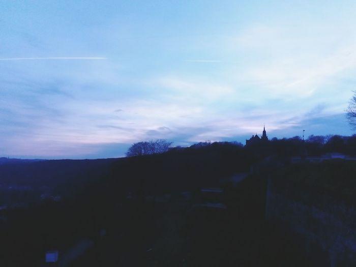 CitadelleNamur 16:30 Lanuittombedeja 2015winterdays