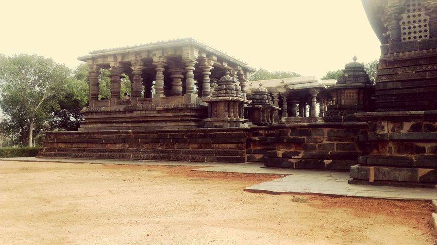 Historical Monuments History Karnataka Hoysala Dynasty Hoysala
