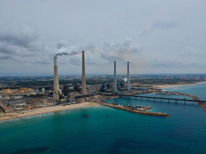 chimney hadra Chimney Smoke Cloud - Sky Hadra Hadramawt Sand Sea Sky