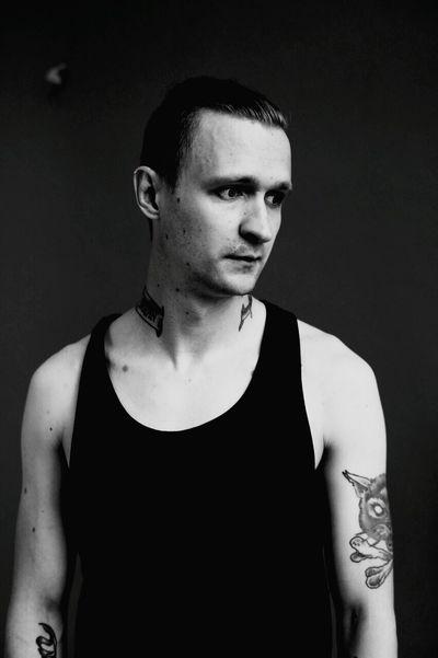 Monochrome Portrait Tattoos It's Me Tattoomodels Faces Of EyeEm Work Blackandwhite Black & White Tattoo