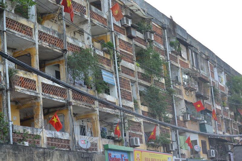 Architecture Built Structure City Day Hanoi Vietnam  Outdoors