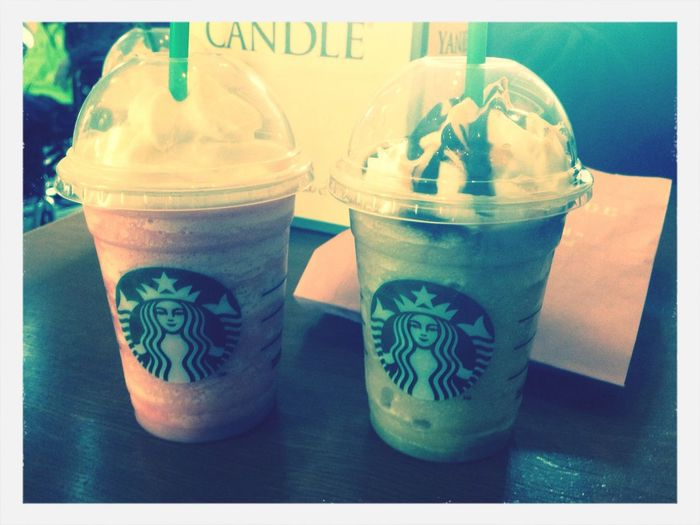 Yummy(: Starbucks<3