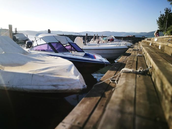 Boats Lake Trasimenolake Umbria Isola Maggiore EyeEm Selects Nautical Vessel Moored Water Beach Wood - Material Sea Sky Pier Boat